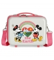 Neceser ABS Minnie Earth Adaptable  -29x21x15cm-