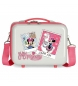 Neceser ABS Minnie Llama Adaptable  -29x21x15cm-