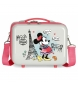 Neceser ABS Minnie Paris Adaptable  -29x21x15cm-
