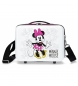 Neceser adaptable a trolley Minnie Enjoy the Day -29x21x15cm-