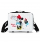 Neceser adaptable a trolley Minnie Enjoy the Day Dots -29x21x15cm-