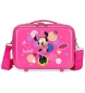 Neceser adaptable a trolley Minnie Heart -29x21x15cm-