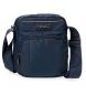 Compar Movom Movom Clark Blue shoulder bag -18x21,5x7,5cm