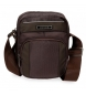 Compar Movom Small shoulder bag Movom Clark Brown -15x19x8cm