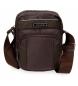 Compar Movom Petit sac à bandoulière Movom Clark Brown -15x19x8cm