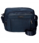 Compar Movom Movom Clark Blue tablet shoulder bag -27x21,5x10cm