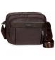 Compar Movom Tablette sac à bandoulière Movom Clark Brown -27x21,5x10cm