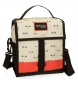 Bolsa porta alimentos térmica Movom Wink Beig -25.5x21.5x12.5cm-