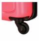 Comprar Movom Juego de 2 maletas  rígidas 55-69 Movom Flash rosa -55x40x20cm / 69x49x28cm-
