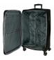 Comprar Movom Juego de 3 maletas 36L, 65L y 98L Movom Oslo negro -55x40x20cm/69x44x26cm/79x49x30cm-