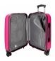 Comprar Movom Set of suitcases Movom Riga rigid 55-70-80cm Fuchsia -40x55x20cm / 49x70x26cm / 56x80x29cm