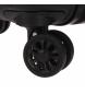 Comprar Movom Juego de maletas Movom Wood Negro -38,5x55x20cm / 49x70x28cm-