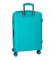 Comprar Movom Set di valigie Movom Wood Turchese -38,5x55x20cm / 49x70x28cm