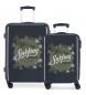 Juego de maletas rígidas 33L / 75L Relax- 36x55x20 / 46x69x26 cm-