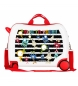 Comprar Movom Valise avec 2 roulettes multidirectionnelles Movom Boo to You -38x50x20cm