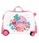 Compar Movom Suitcase with 2 multidirectional wheels Movom Butterfly -38x50x20cm