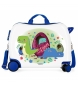 Compar Movom Suitcase with 2 multidirectional wheels Movom Dinos -38x50x20cm
