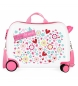 Compar Movom 2-wheel multidirectional case Movom Enjoy and Smile -38x50x20cm