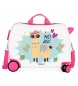 Compar Movom Suitcase with 2 multidirectional wheels Movom Hello -39x50x20cm