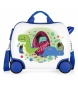Compar Movom Suitcase for small riders Dinos -34x41x20cm