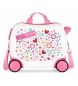 Maleta correpasillos pequeña Movom Enjoy and Smile -34x41x20cm-