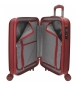 Comprar Movom Maleta de cabina extensible rígida Movom Wood Roja -55x38,8x20cm-