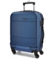 Compar Movom Movom Galaxy cabin suitcase with front pocket -40x55x20cm- Blue