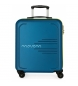 Compar Movom Rigid cabin case 55cm Movom Navy blue flash -55x40x20cm