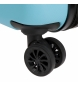 Comprar Movom Maleta de cabina rígida Movom Turbo azul celeste -55x39x20cm-