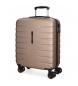 Compar Movom Rigid cabin case Movom Turbo champagne -55x39x20cm