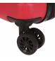 Movom Cabina rigida Movom Turbo rosso -55x39x39x20cm