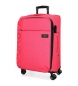 Compar Movom Large suitcase 98L Movom Oslo strawberry -79x49x30cm