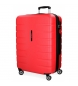 Compar Movom Grande valise Movom Turbo rouge -79x55x32cm