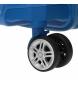Comprar Movom Maleta grande Movom Fuji Azul rígida -77x51x29cm-