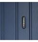 Comprar Movom Large suitcase Movom Wood rigid 75cm Navy Blue