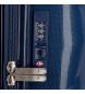 Comprar Movom Maleta mediana Movom Fuji Azul Marino rígida -66x46x26cm-