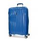 Compar Movom Maleta mediana Movom Fuji Azul rígida -66x46x26cm-