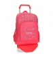 Mochila doble compartimento con carro Movom Enjoy -32x45x15cm-
