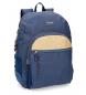 Comprar Movom Babylon Movom sac d'école 44cm bleu adaptable au panier