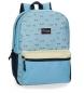 Mochila escolar Movom Wink Azul -42x31x17.5cm-