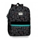 Compar Movom Backpack Movom Leaves Green -32x42x16cm