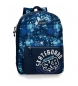 Compar Movom Movom Underground Backpack Blue -32x42x17,5 cm