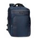 Compar Movom Notebook Backpack 15,6 inches Movom Clark Blue -30x44x18cm