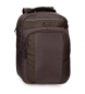 Compar Movom Notebook backpack 15,6 inches Movom Clark Brown -30x44x18cm