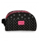 Compar Movom Trousse de toilette Double Compartiment Adaptable Movom Bubbles Fuchsia -26x16x12cm