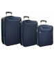 Compar Movom Set de 3 maletas Movom Brooklyn azul