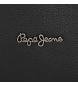 Comprar Pepe Jeans Alça de ombro com aba Pepe Jeans Ann Black -22x16x6x6cm