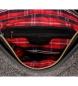Comprar Pepe Jeans Bandolera Doble Compartimento Pepe Jeans Claire Negra -25x18x6.5cm-