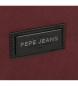 Comprar Pepe Jeans Bandoulière Lambert bordeaux - 23x27x6cm