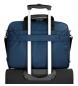 Comprar Pepe Jeans Pepe Jeans Bromley sac à bandoulière pour ordinateur portable avec rabat bleu